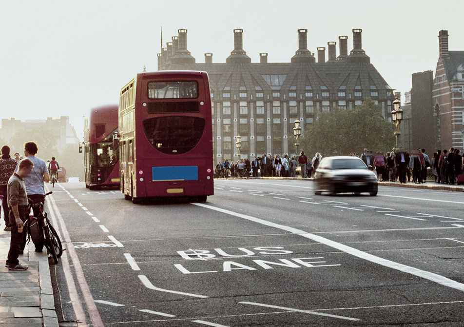 LFTOC Photo London buses
