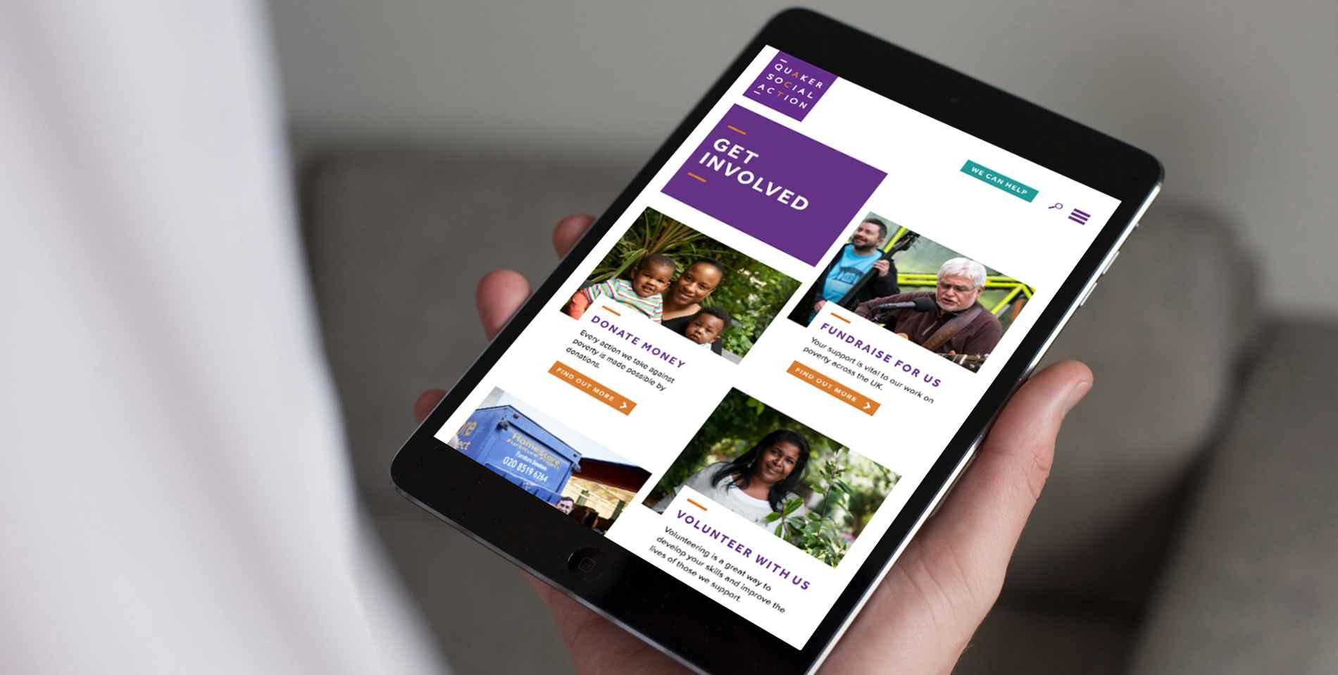 QSA tablet design