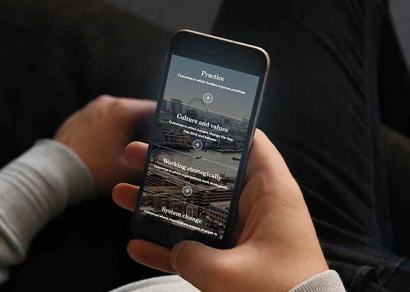 LFTOC mobile design