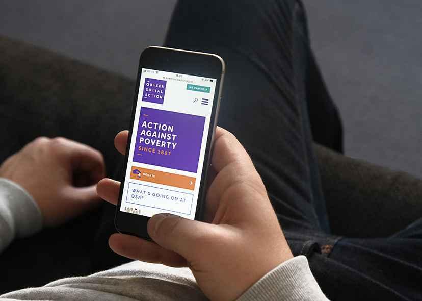 QSA mobile design